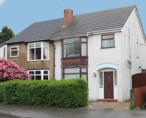 Fir Tree Avenue, Tile Hill, Coventry, CV4