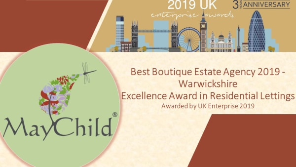 Best Boutique Estate Agency 2019 Warwickshire